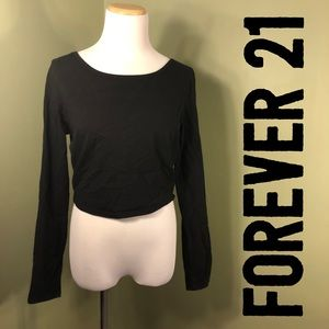 1X Forever 21 crop top